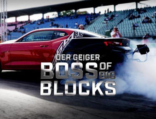 Der Geiger: Boss of Big Blocks DMAX